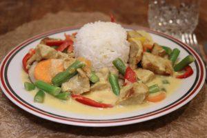Chicken Curry Masala