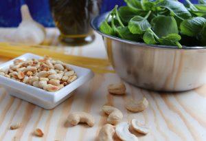 Zubereitung - Pesto Genovese