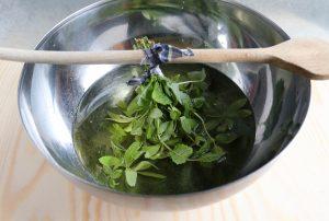 Maibowle - Zubereitung