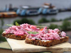 Veganer Nordseesalat