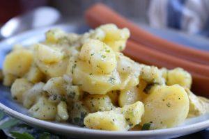 Schwäbischer Kartoffelsalat