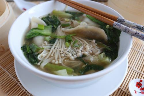 Wantan-Suppe