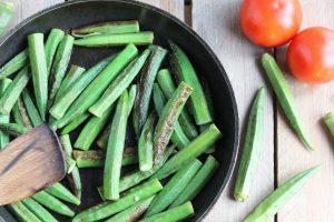 Masala Bhindi - Zubereitung