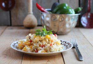 Reissalat - fruchtig und vegan