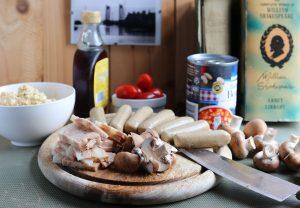 English Breakfast - Zubereitung