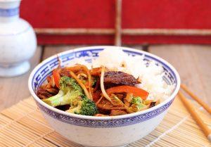 Chop Suey - vegan