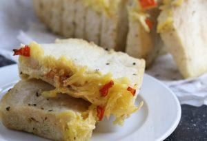 Kräuter-Pull-Apart-Bread