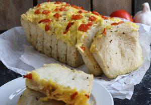 Kräuter-Pull-Apart-Bread, Kräuterzupfbrot
