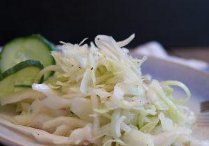 Krautsalat - griechisch und selbstgemacht