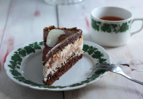 Birne-Helene-Torte