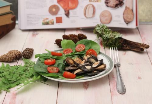 Sammel nur Pilze, die Du zu 100% bestimmen kannst