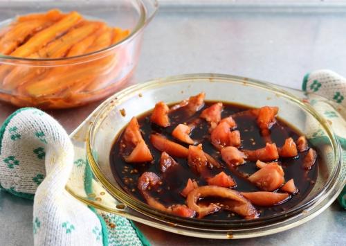 Tomatenthunvisch Zubereitung