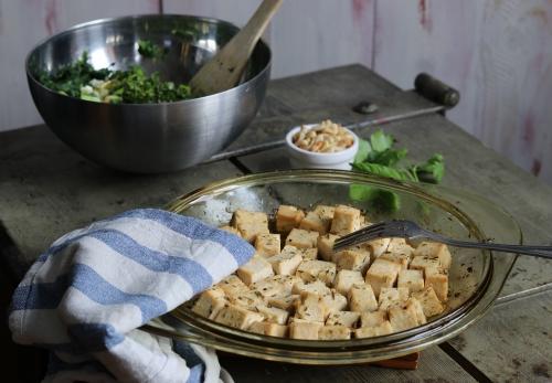 Veta frisch aus dem Ofen