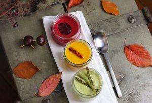Herbstliche Suppenampel