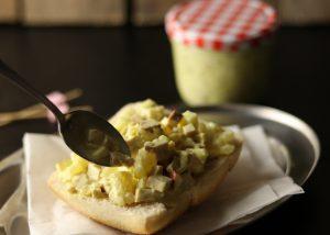Curry-Geflügelsalat