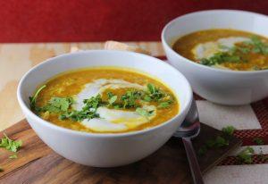 Mulligatawny Suppe