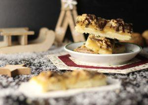 Walnuss-Toffee-Shortbread