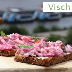 Visch, veganer Fisch
