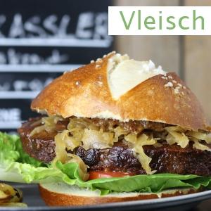 Vleisch, veganes Fleisch