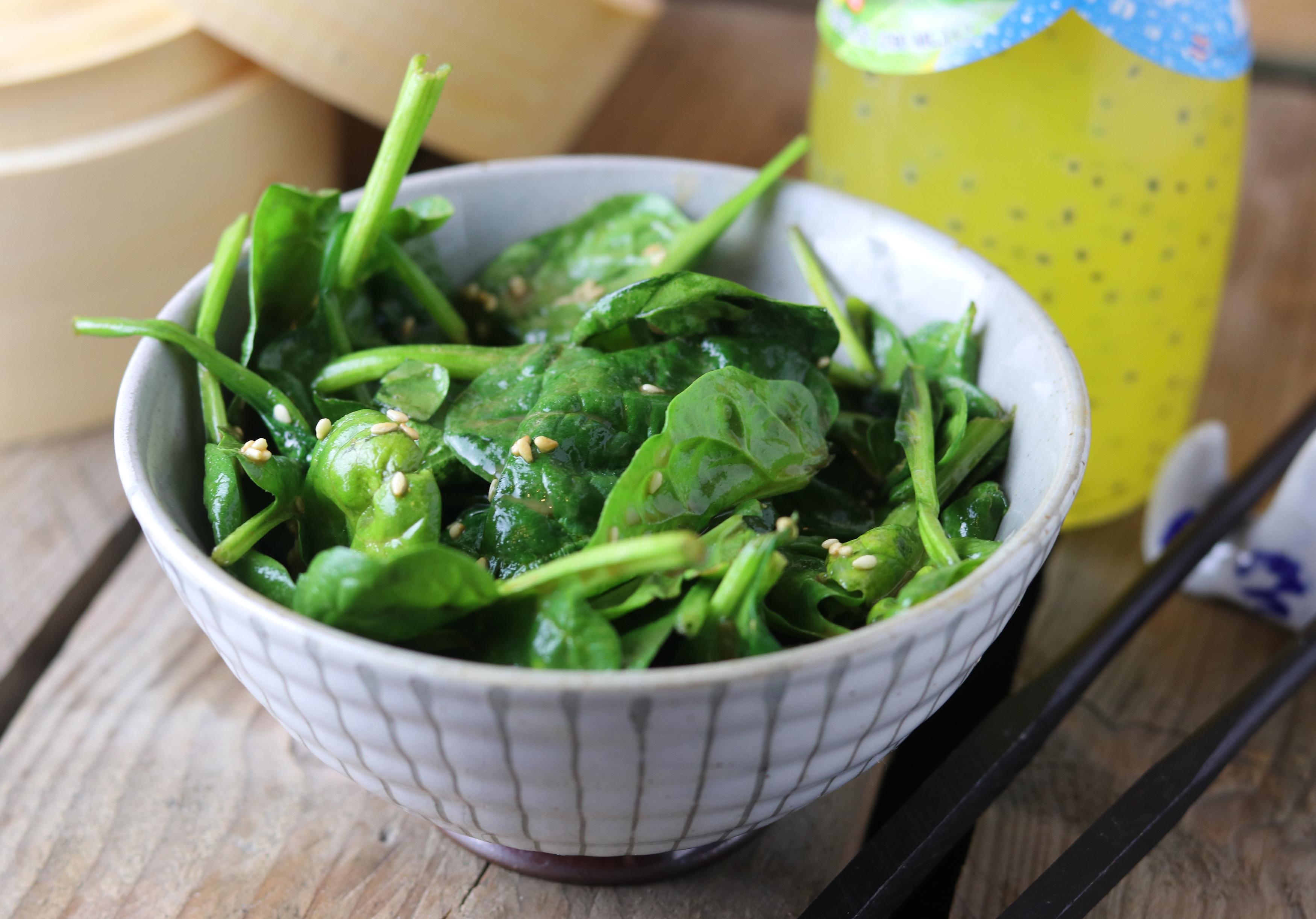 Japanischer Salat
