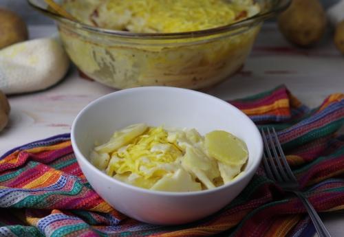 Kartoffegratin