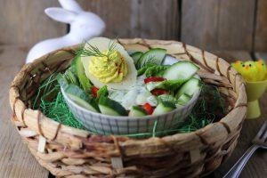 Auch lecker im Salat