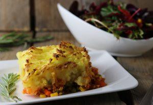 Shepard's Pie - Englisch und vegan
