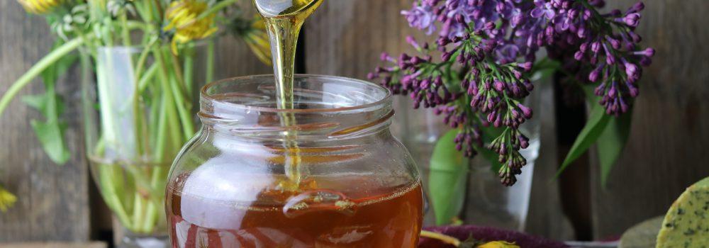 Sieht aus und schmeckt wie Bienenhonig