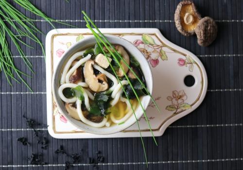 Japanische Misosuppe