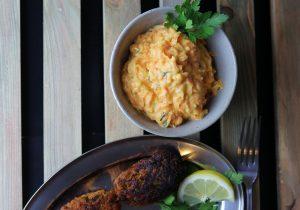 Cremig-würziger Karottensalat