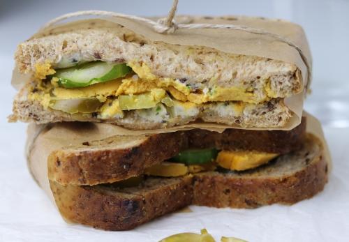 Mjamm, Sandwiches!