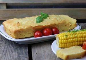 Cornbread - ein veganes Rezept