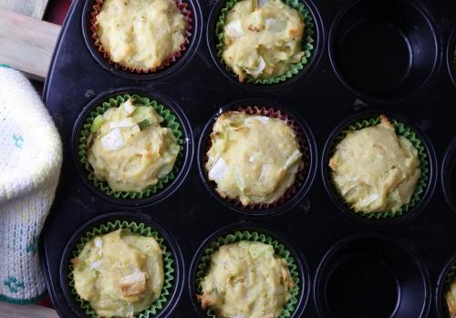 Frisch aus dem Ofen