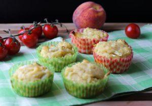 Lauch-Käse-Muffins