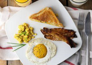 Bacon'n'Eggs Breakfast