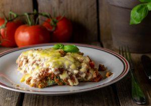 Spinat-Riotta Cannelloni
