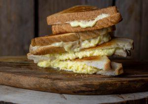 Käsesandwiches