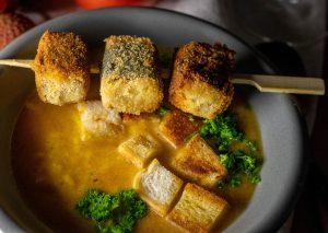 Mallorquinische Suppe