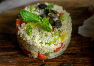 CousCoussalat mit Mango