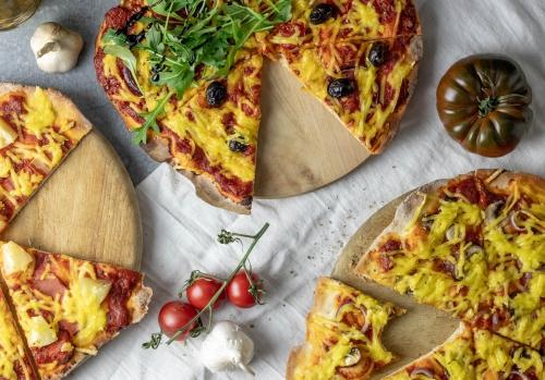 Pizza für alle!