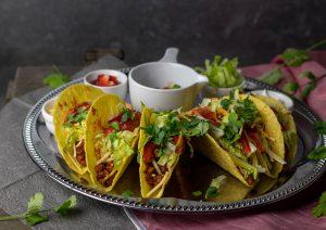 Vegane Beef Tacos
