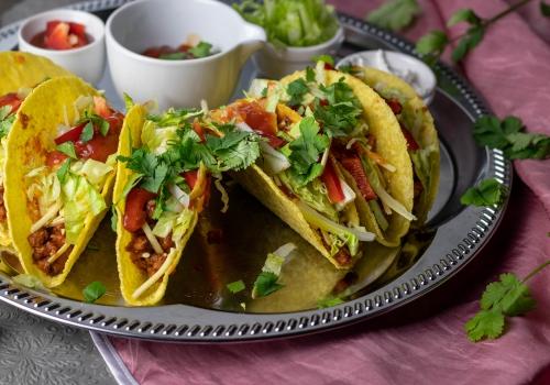 Mexikanisch essen!
