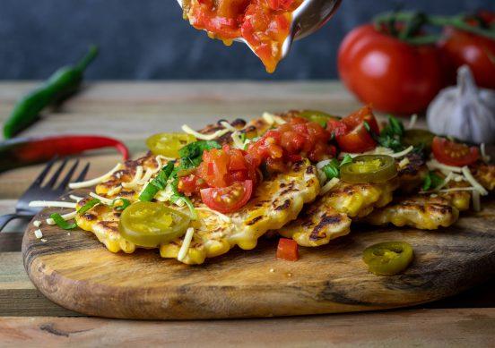 Frische, fruchtige Tomaten-Salsa