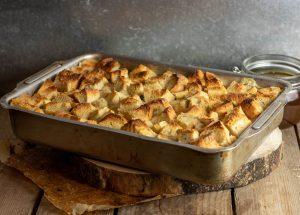 Fertiger Bread Pudding