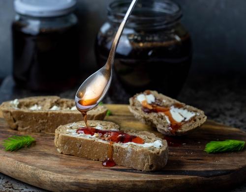 So lecker auf Brot!