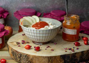 Lecker im Müsli oder Porridge