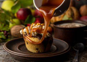 Cremige, süße Karamellsauce