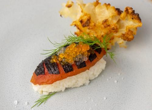 Herrlich aromatischer Tomatenthunfisch