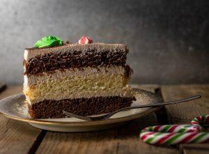 Cremige, vegane Torte