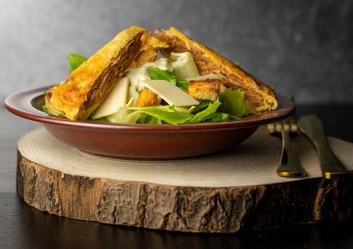 Klassischer Cesar Salad